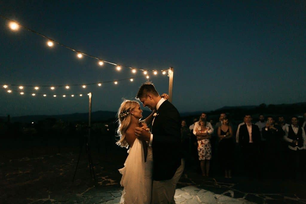 vines of the yarra valley wedding reception venue