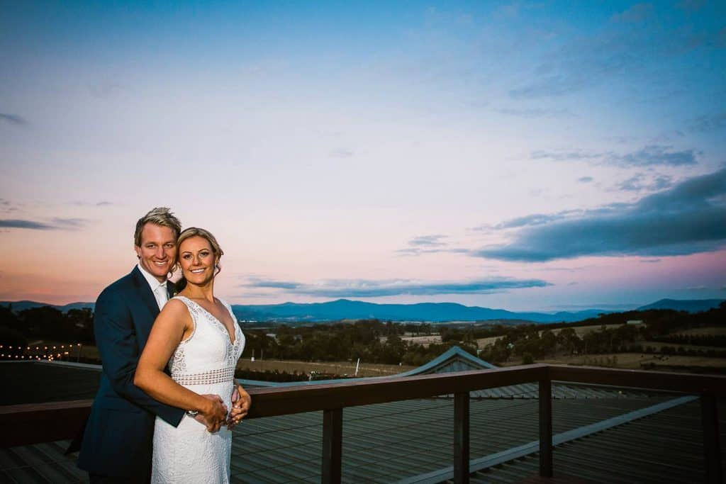 vines of the yarra valley upstairs wedding