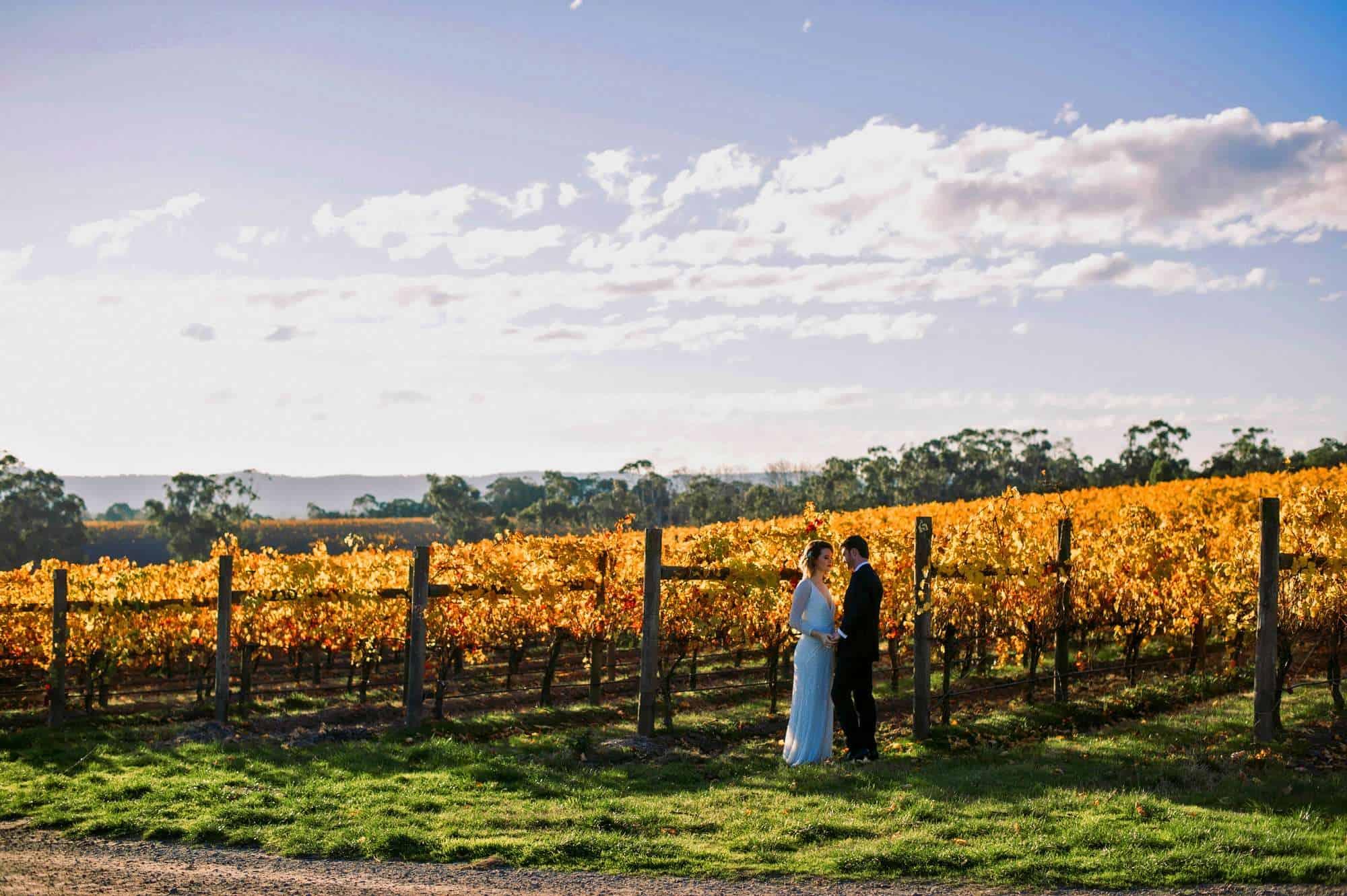 Most Beautiful Winery Weddings Yarra Valley