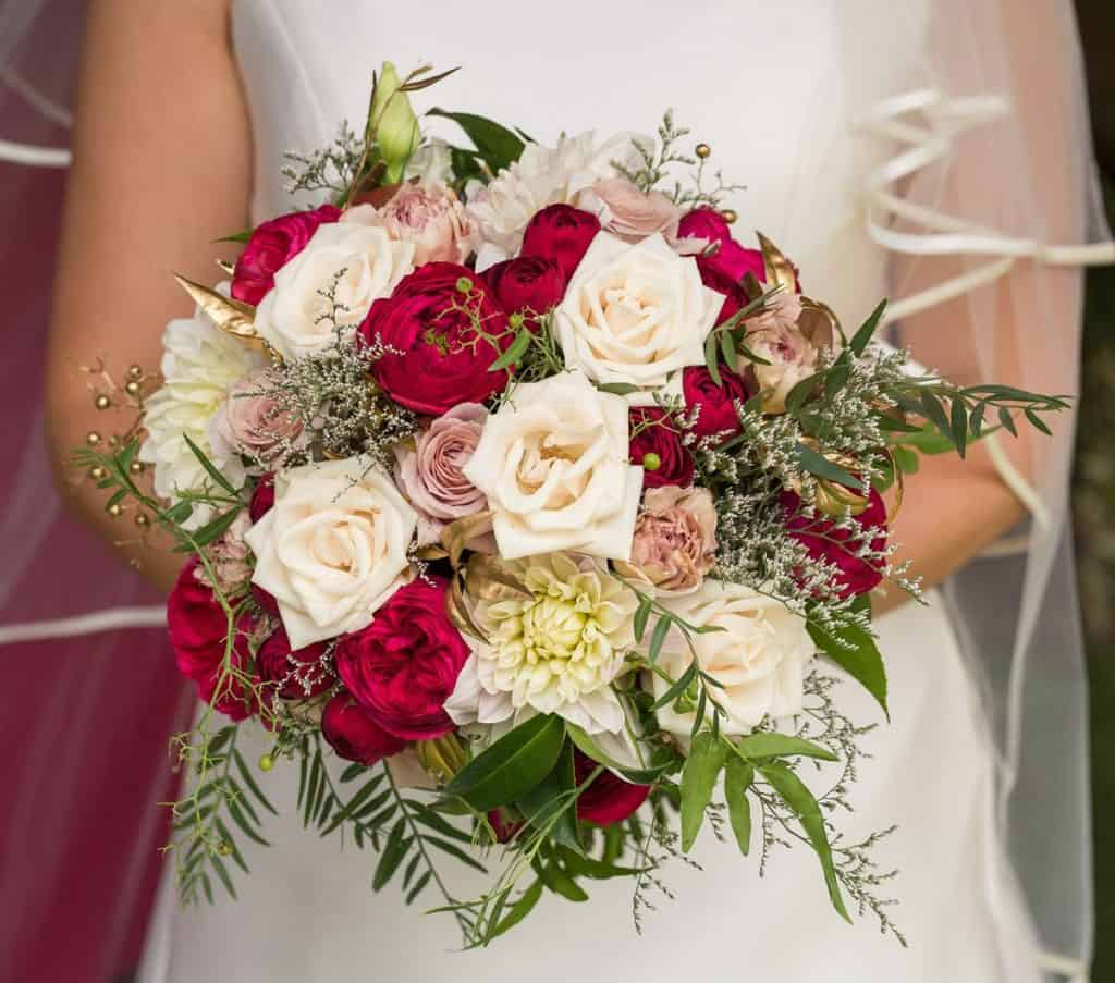 beutiful wedding flowers