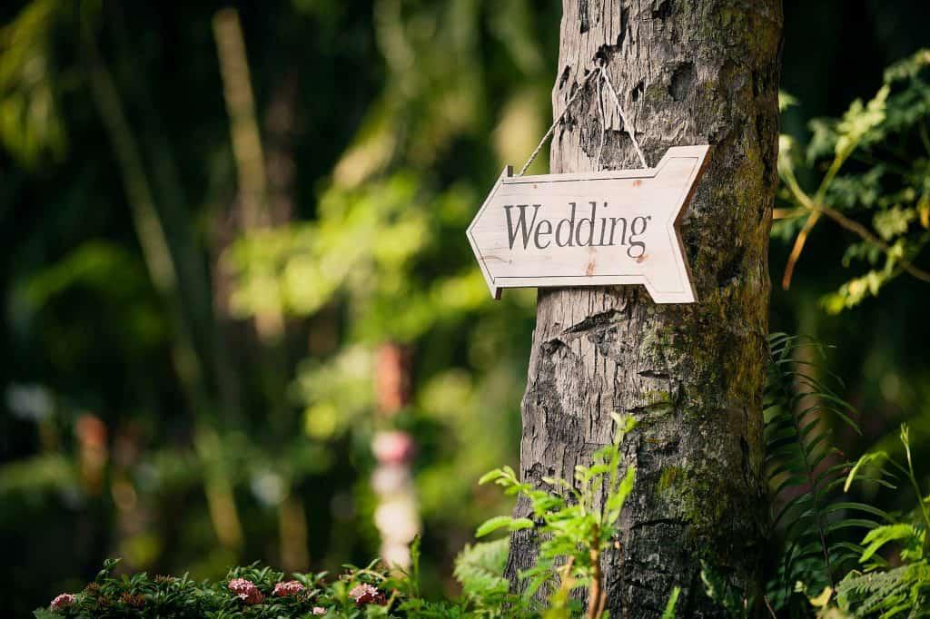 choosing wedding venue
