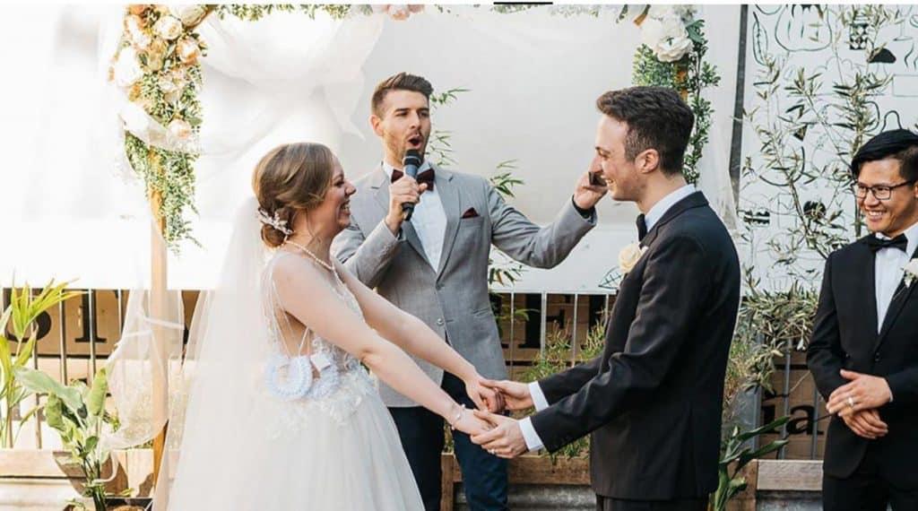 wedding celebrant melbourne