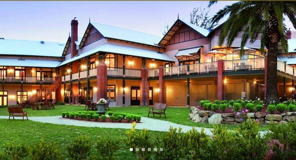 melbourne wedding venue Bellinzona Resort and Spa