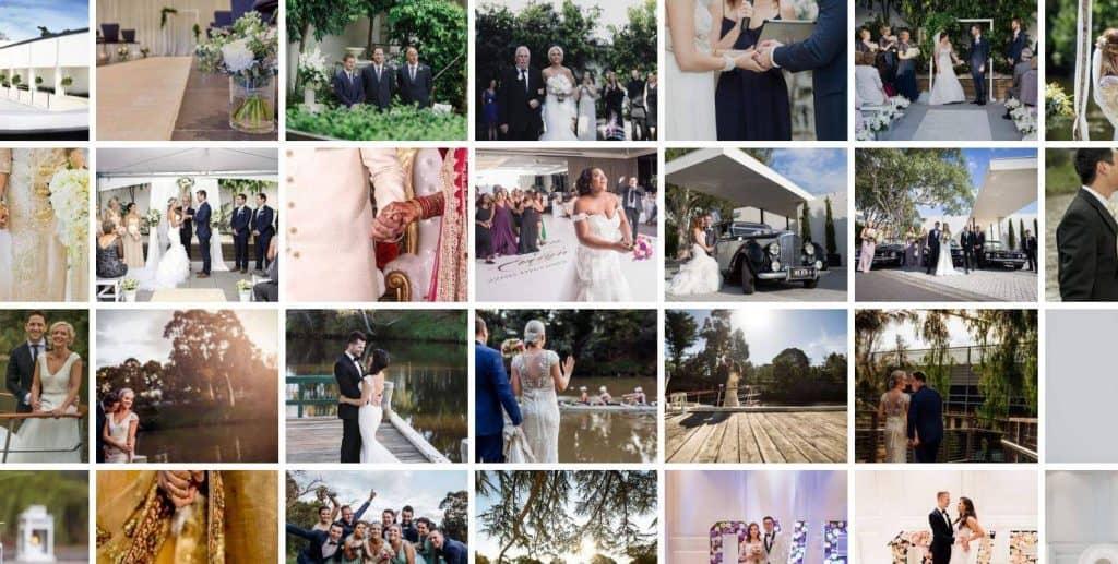 melbourne wedding venue Leonda By The Yarra