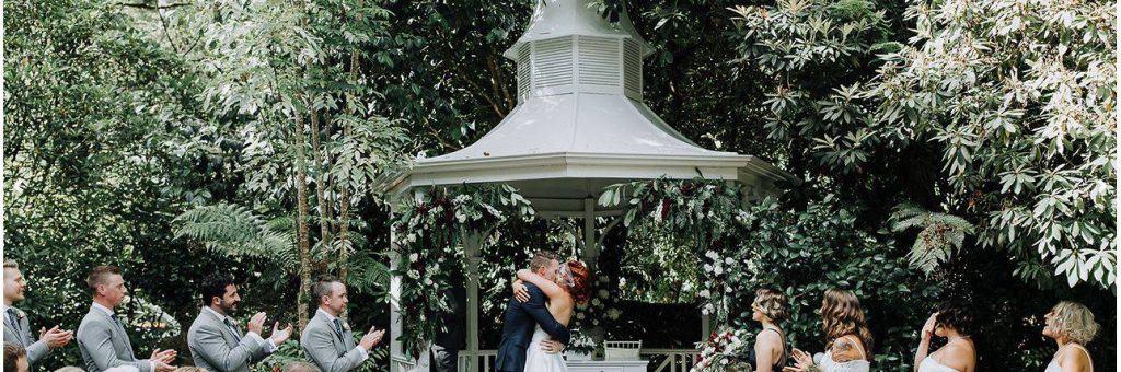 melbourne wedding venue Lyrebird Falls