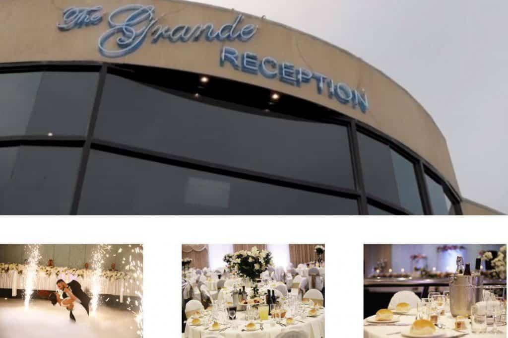 melbourne wedding venue The Grand Reception