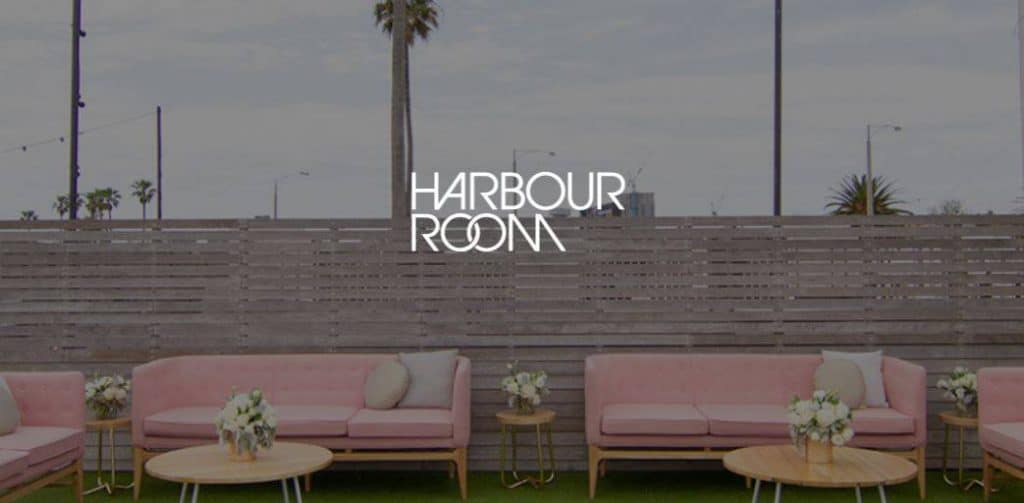 melbourne wedding venue Harbour room