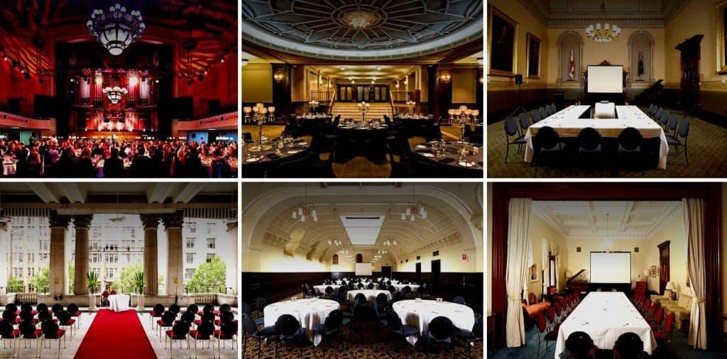 wedding venue Melbourne Town Hall
