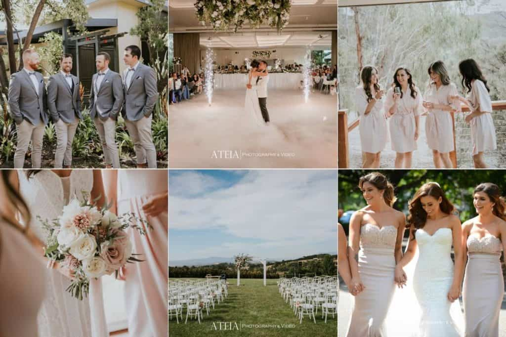 ATEIA Photography & Video professional wedding captures