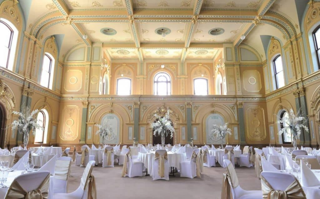 venue for wedding party