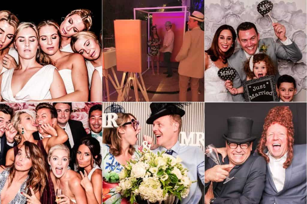 Blue Steel Photo and Video Booths wedding and event professional captures