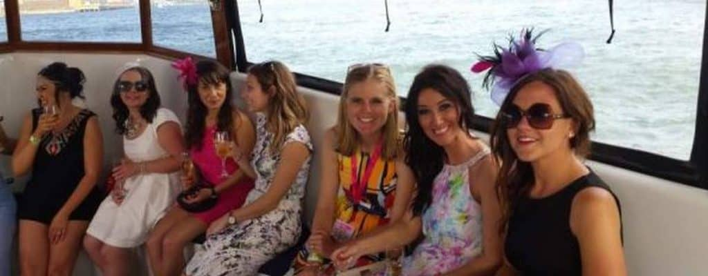 Cruzy Cruises Hens party ideas