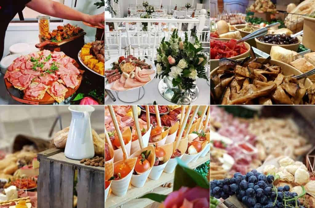 Eatalian Made Catering professional food