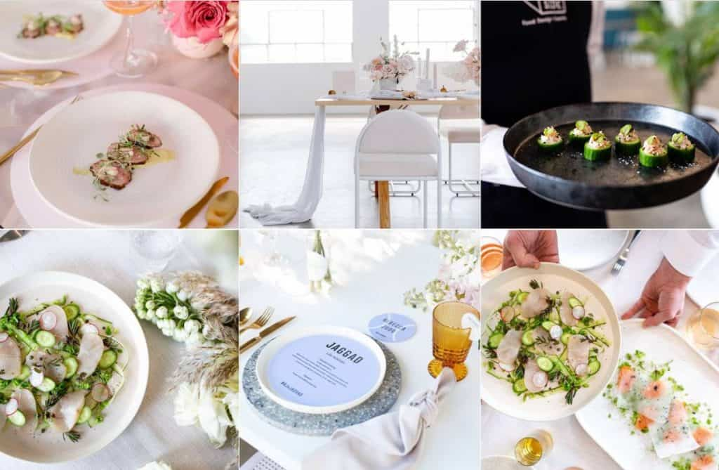 Fourside Food Design wedding catering and events