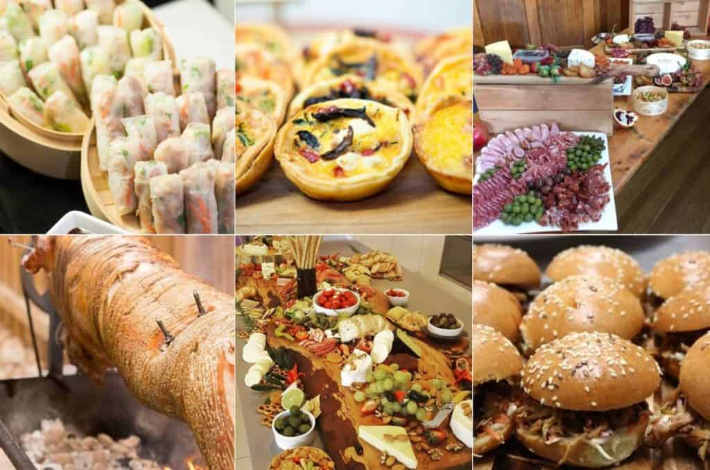 Guy's Gourmet Catering professional cooks