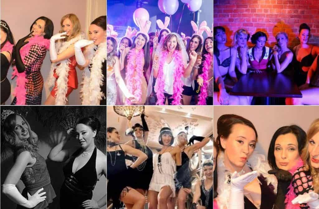 Holly's Hens party and events
