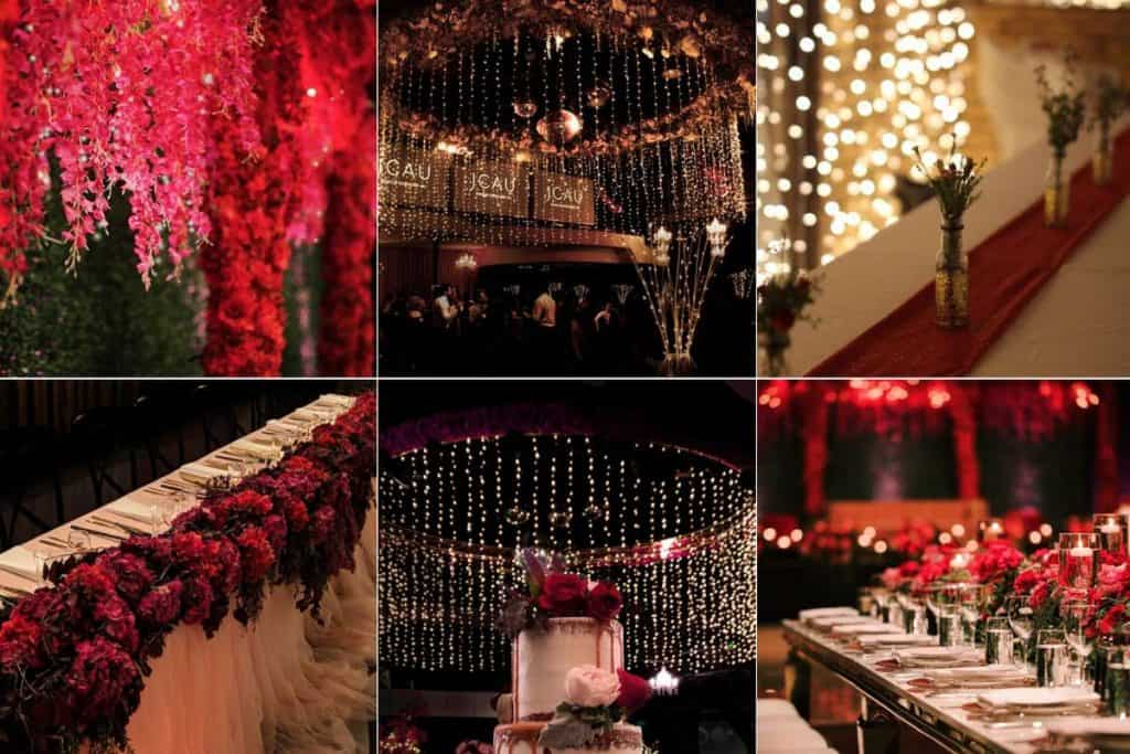 JCAU Events wedding planning styling