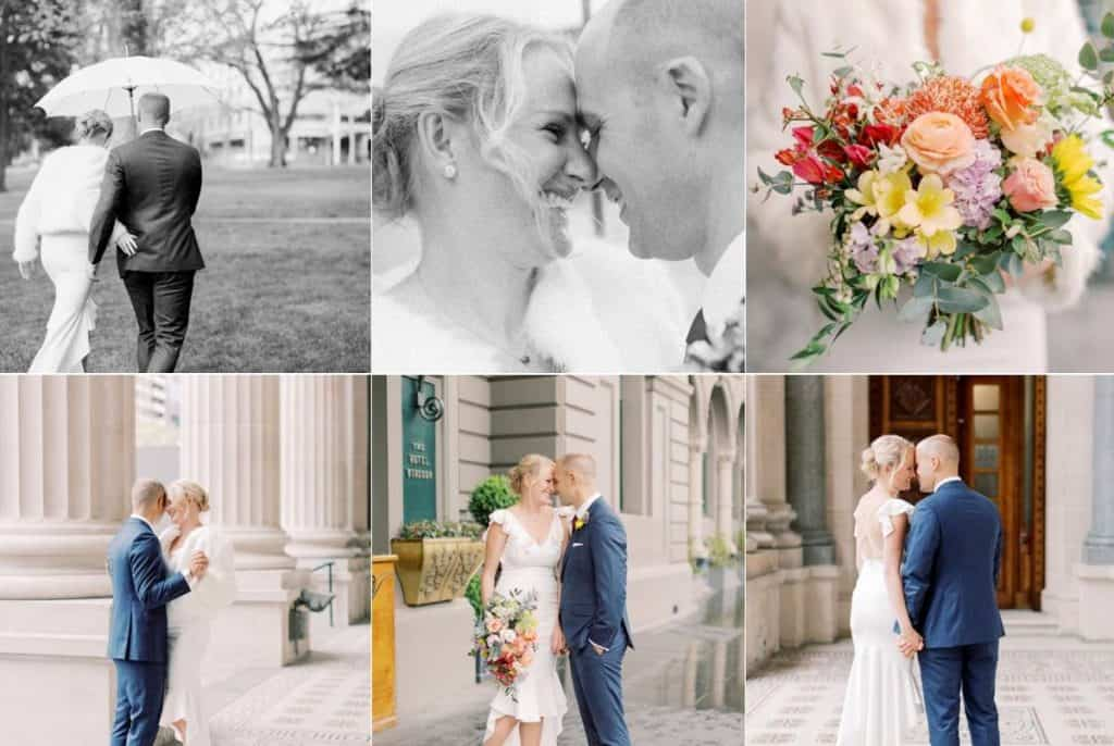 Katie Zac Weddings & Events professional planning