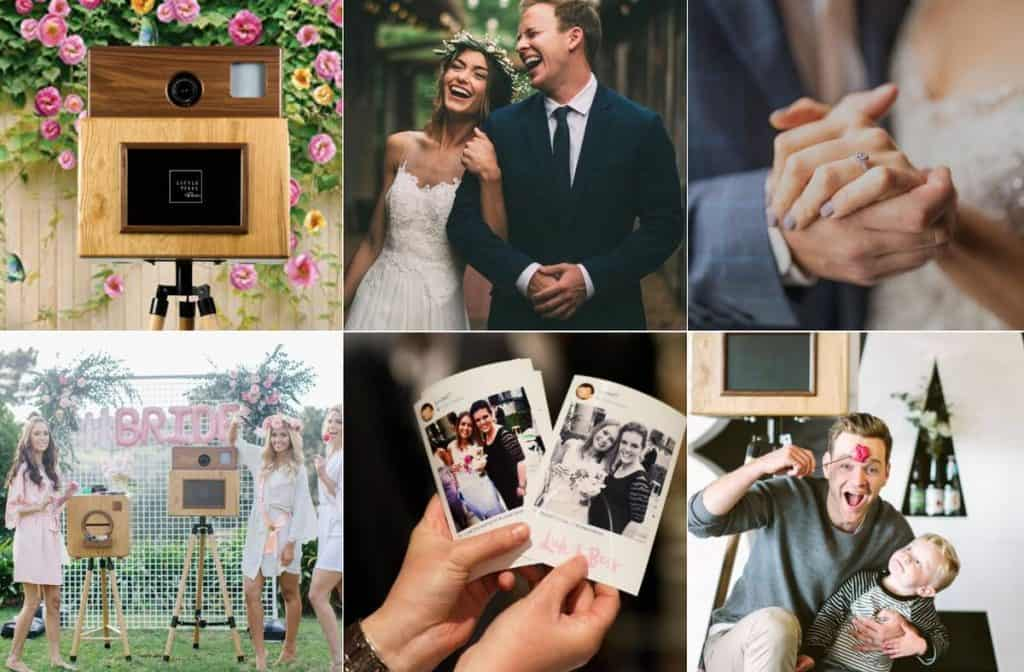 Little Pixel Box wedding photos and captures