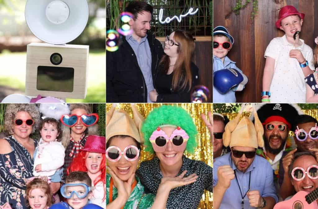 Lux Way Photobooth Fun and professional events