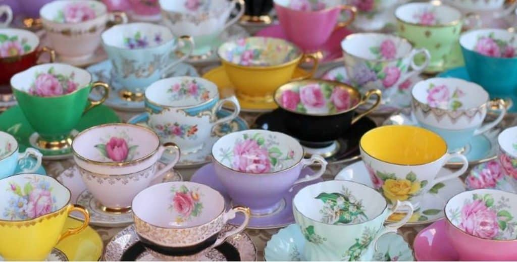 My Ultimate Hens tea parties