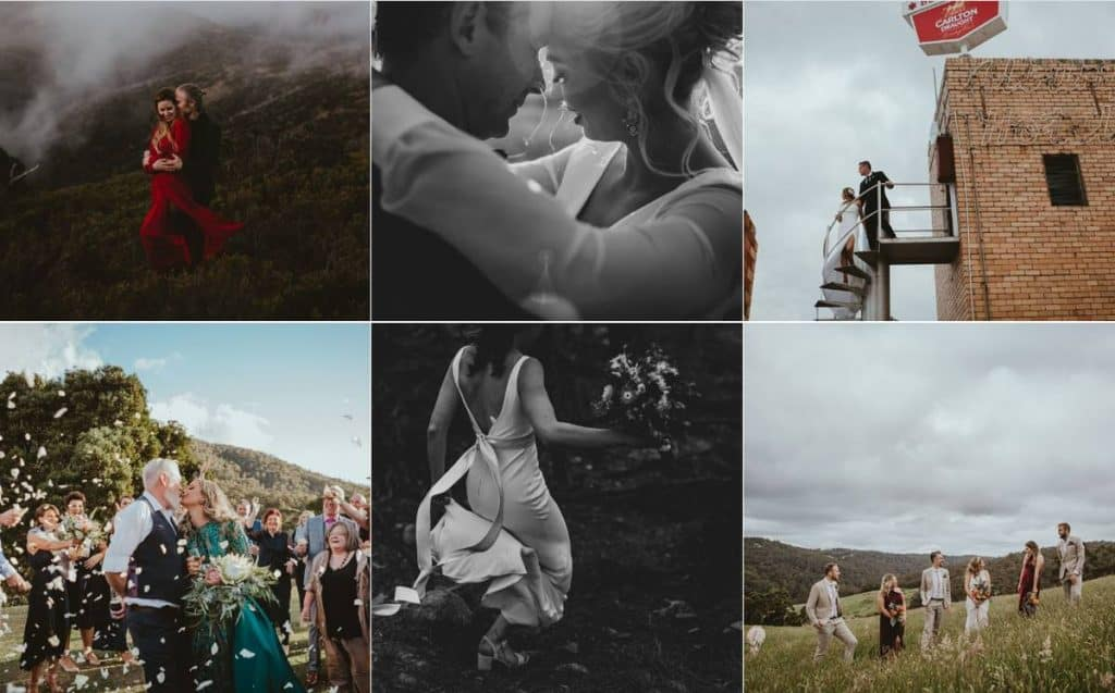 Natasha Larsen wedding and event captures