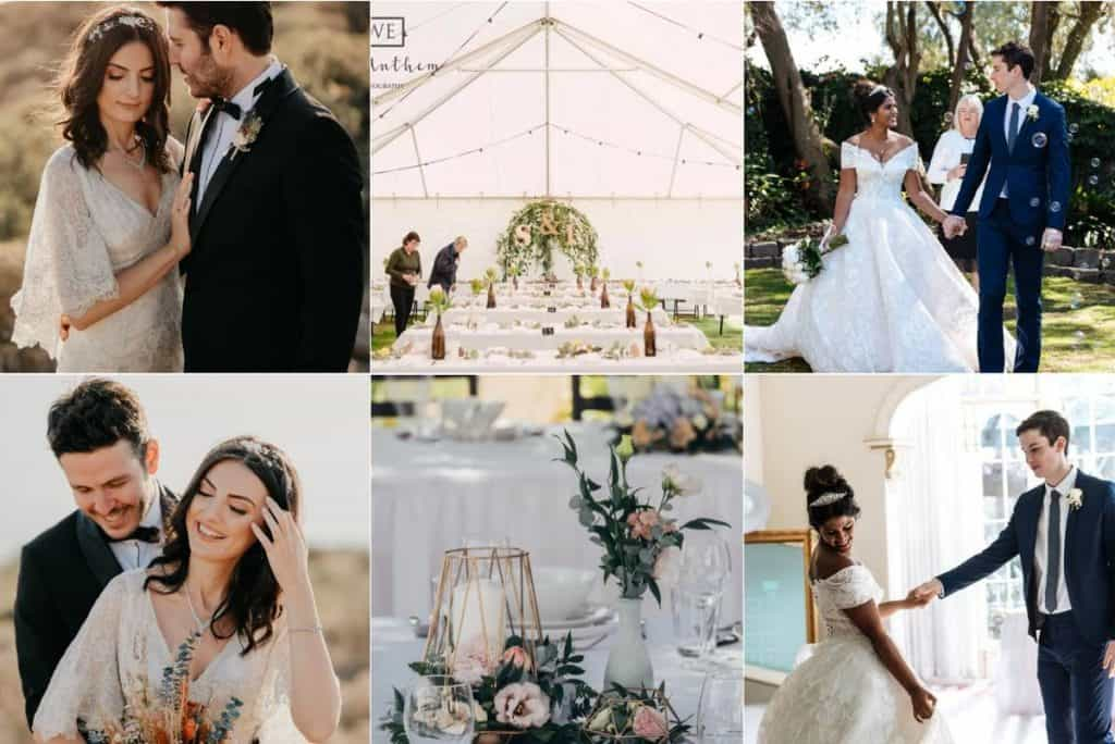 Serenity Wedding Planning events and stylist