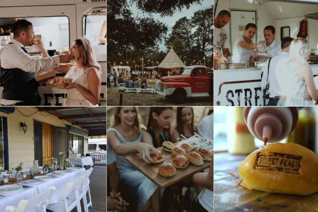 Street Feast wedding catering