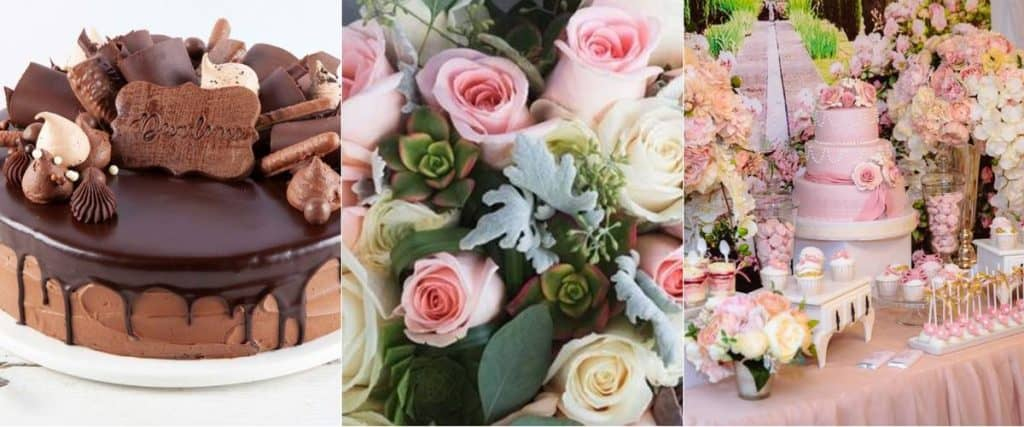 Sweet Dolce fancy sweets for events