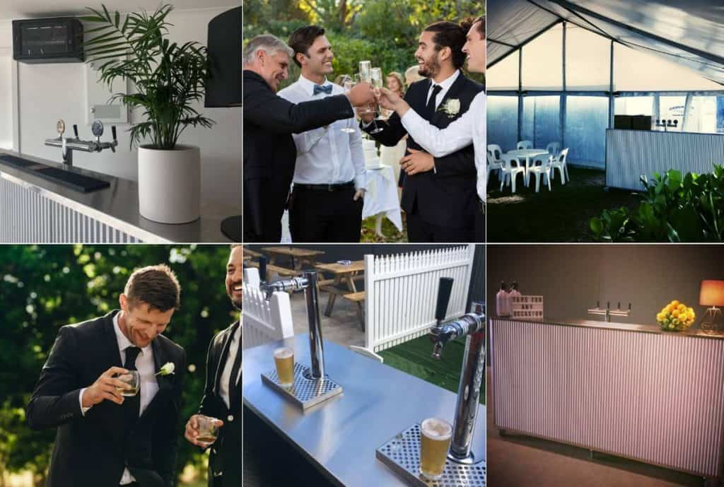 Tap That Portable Bar Hire quality drinks