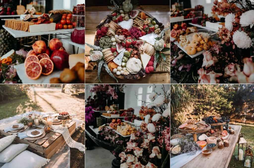 The Botanist Wholefoods wedding catering