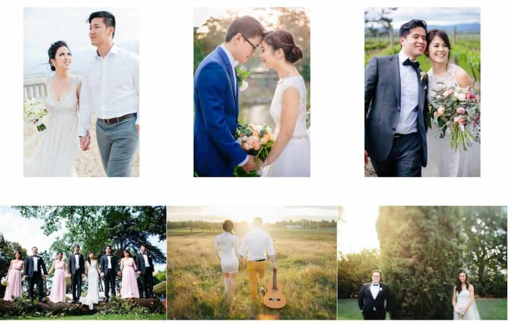 White Heights Media professional wedding photographer