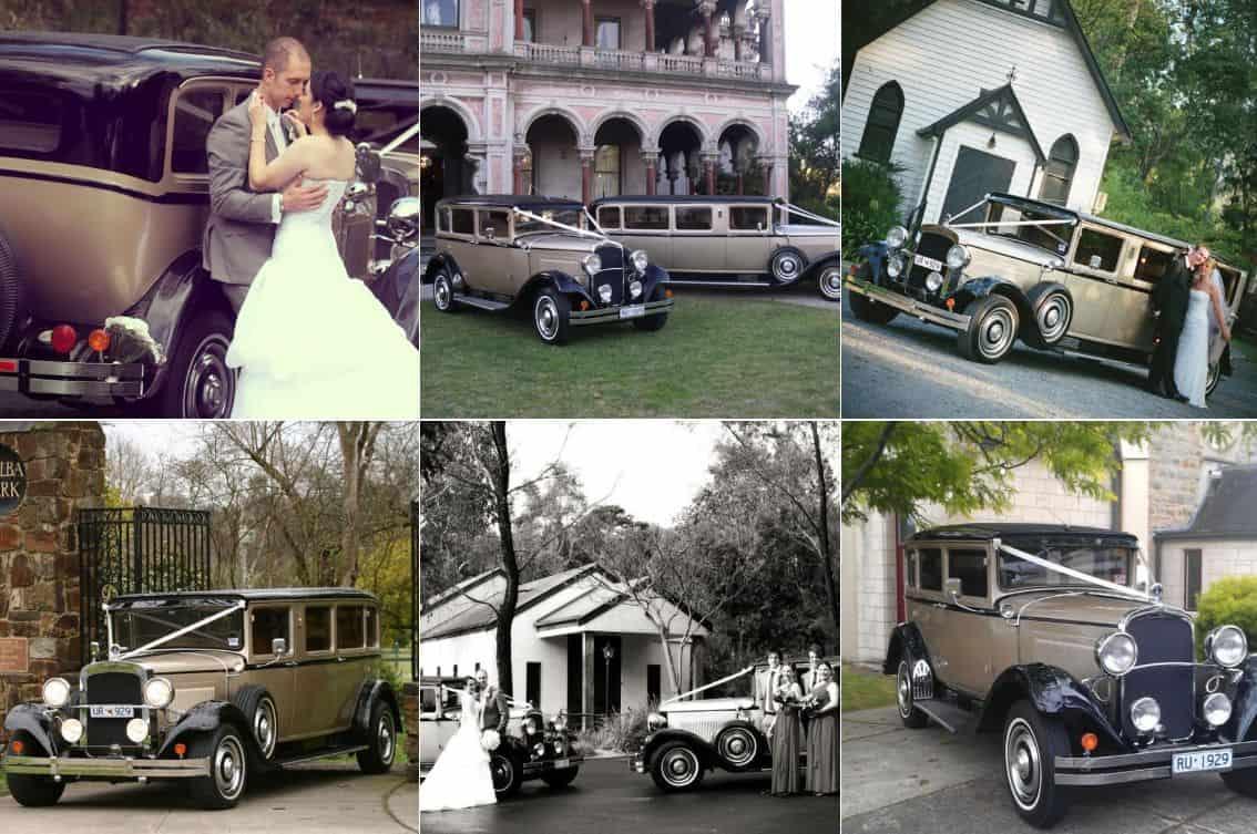 29 Vintage Limousines Melbourne