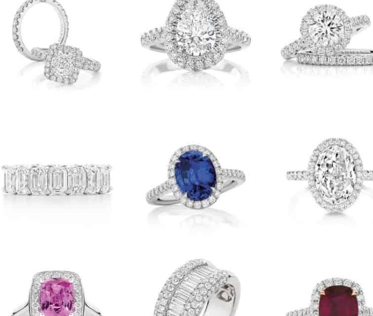 Arman's Fine Jewellery Wedding gems