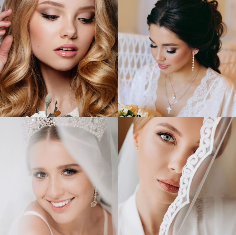 Blossom Wedding Hair & Makeup