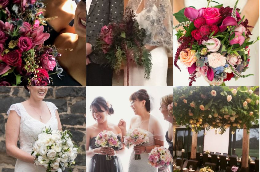Bridie Bride Weddings Florists