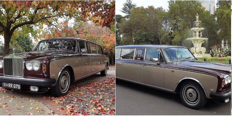 CJ's Limousine Wedding Services
