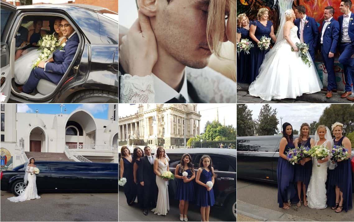 CK's Limo Wedding cars