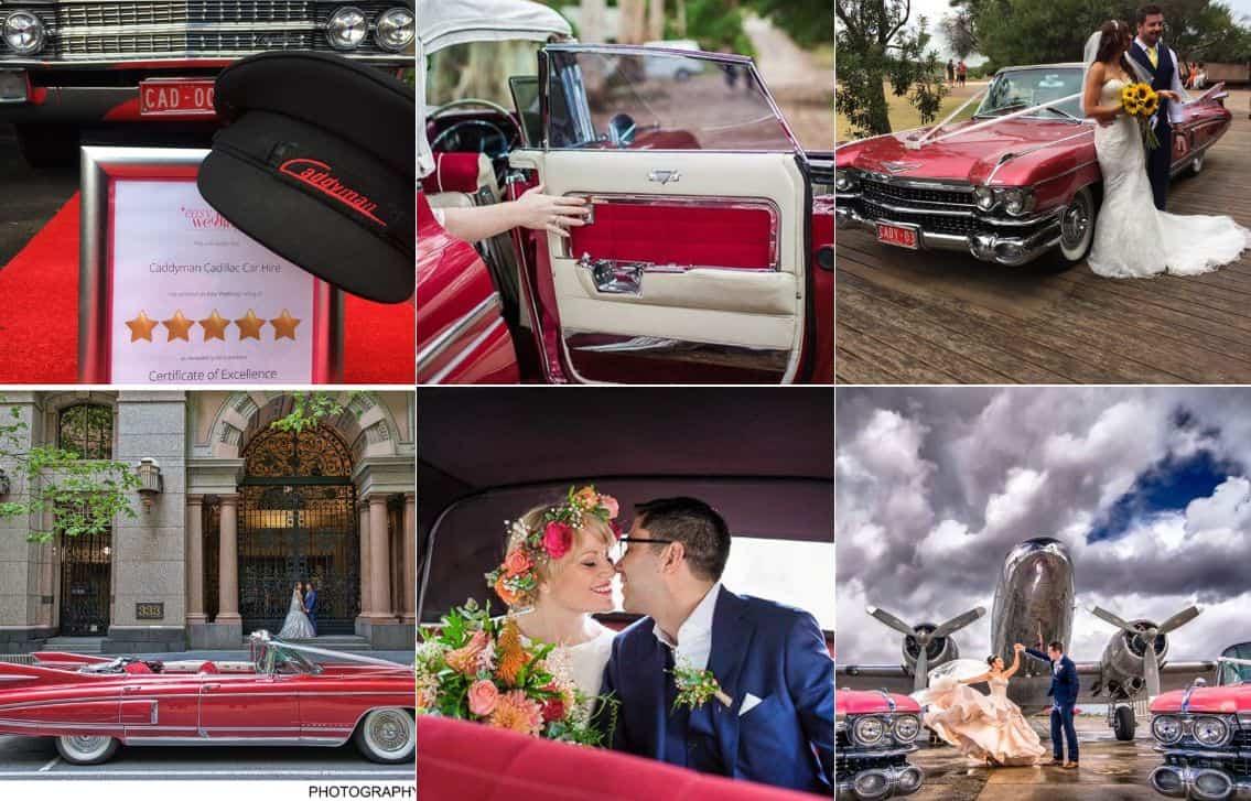Caddyman Cadillac Wedding Car Hire