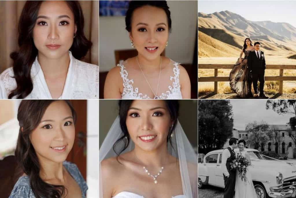 Dewi Tan Makeup wedding elegance