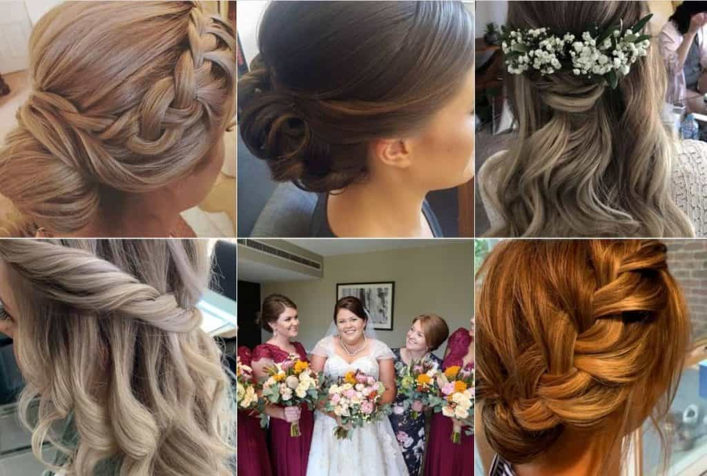 Eko Elite Bridal Hair Styling wedding preparation