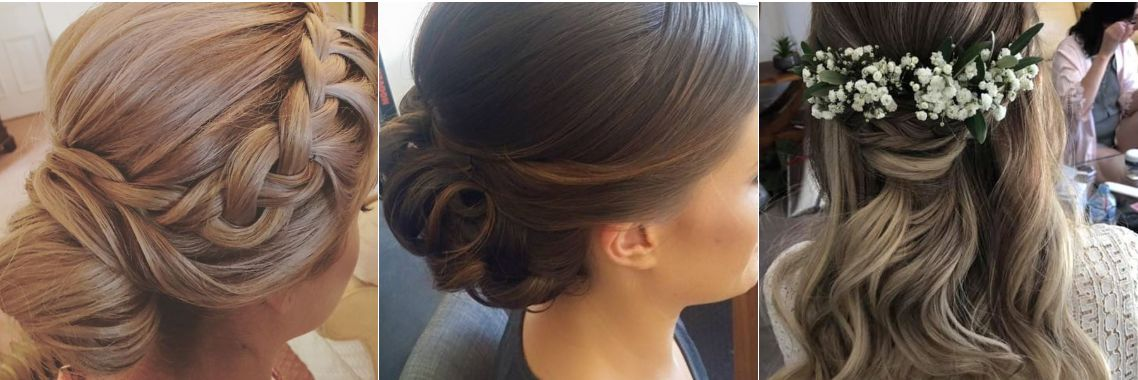 Eko Elite Bridal Hair Styling