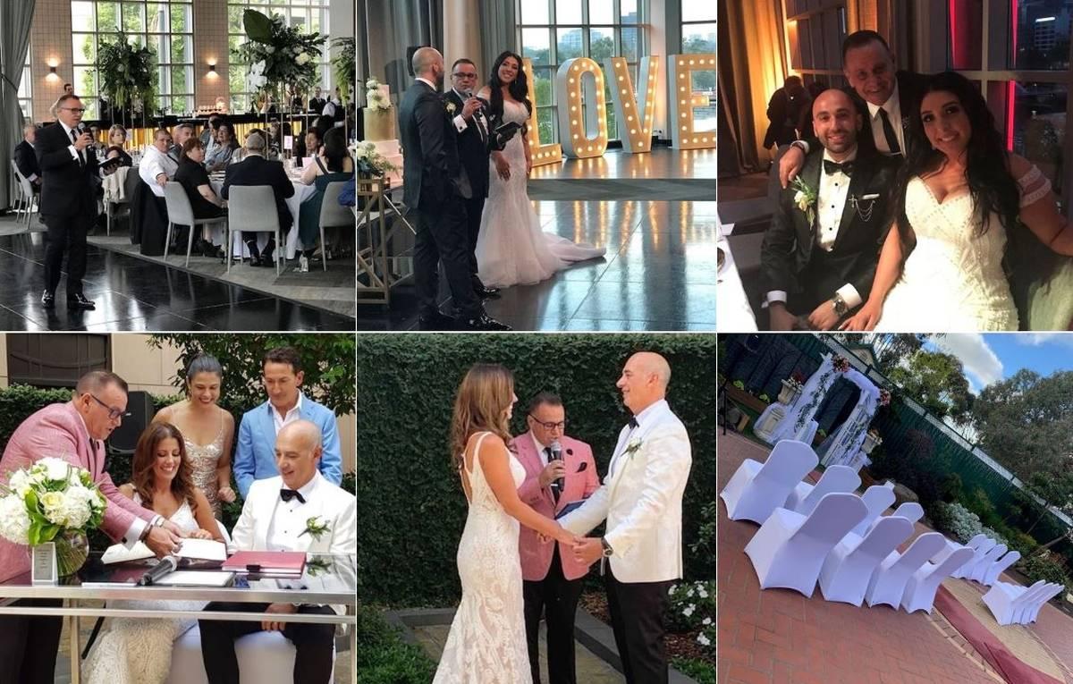 Frank Servello Marriage Celebrant Melbourne