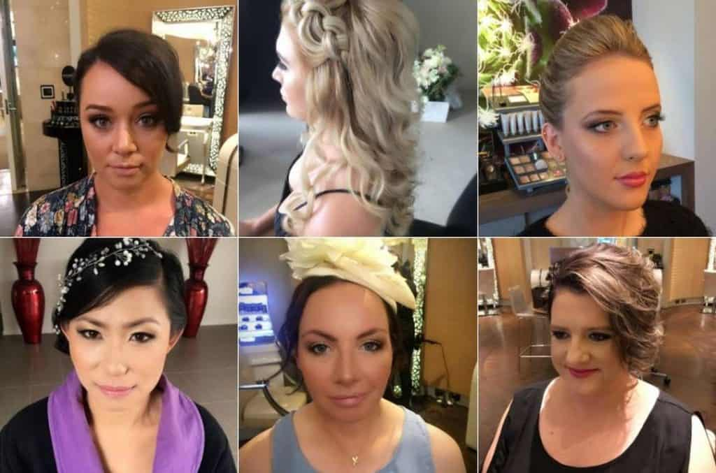 Glamchic wedding beauty