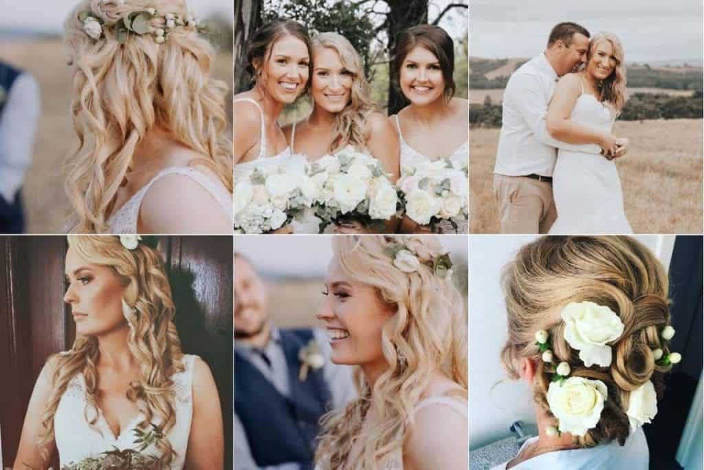 H'Diva Boutique Hair & Beauty wedding makeup