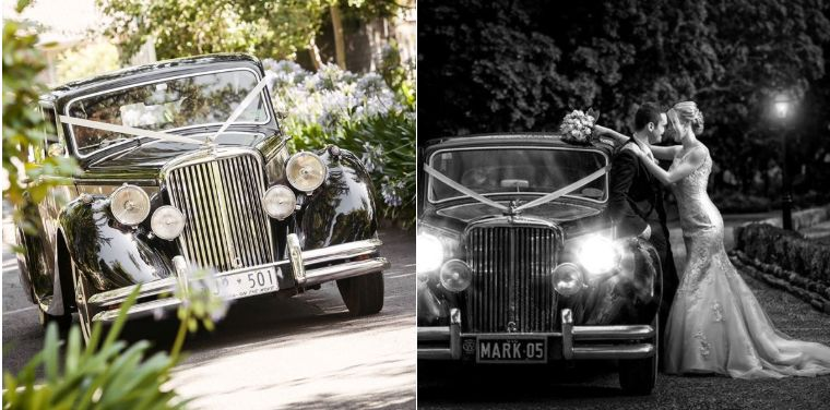 Jag Jaunts wedding car hire
