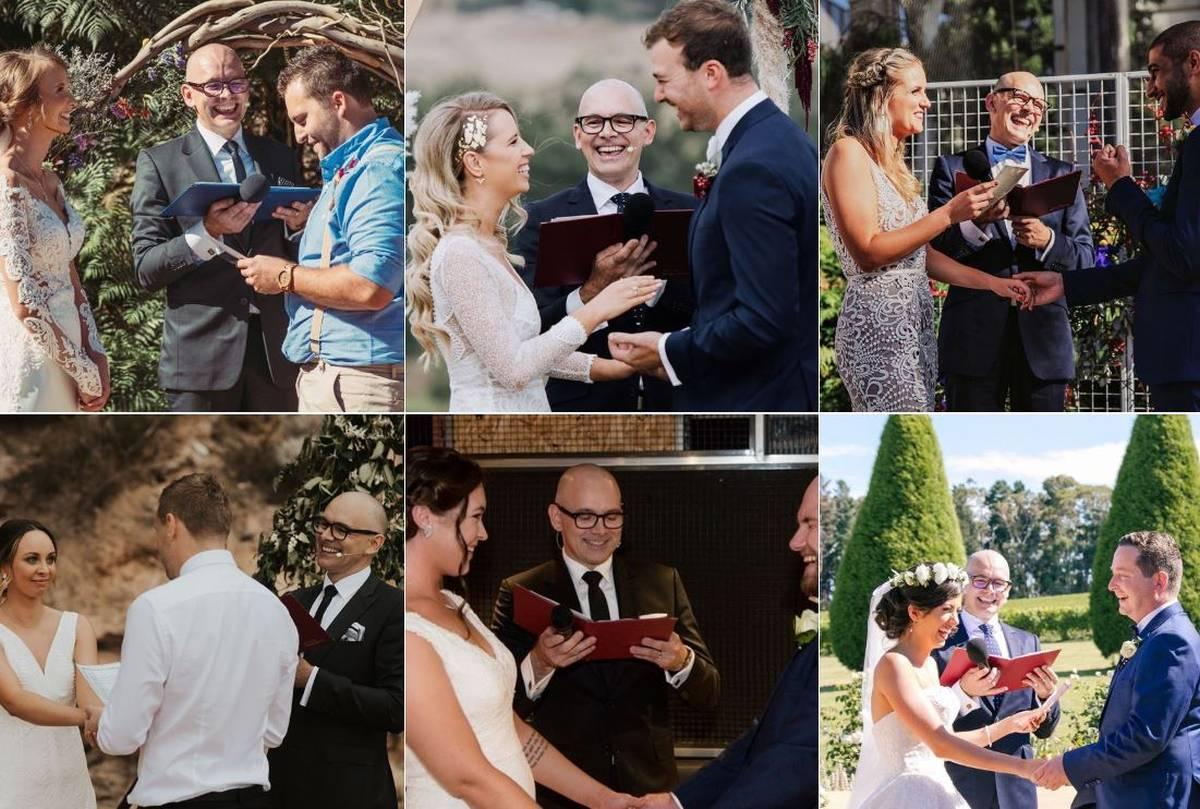 John Beck Marriage Celebrant Melbourne