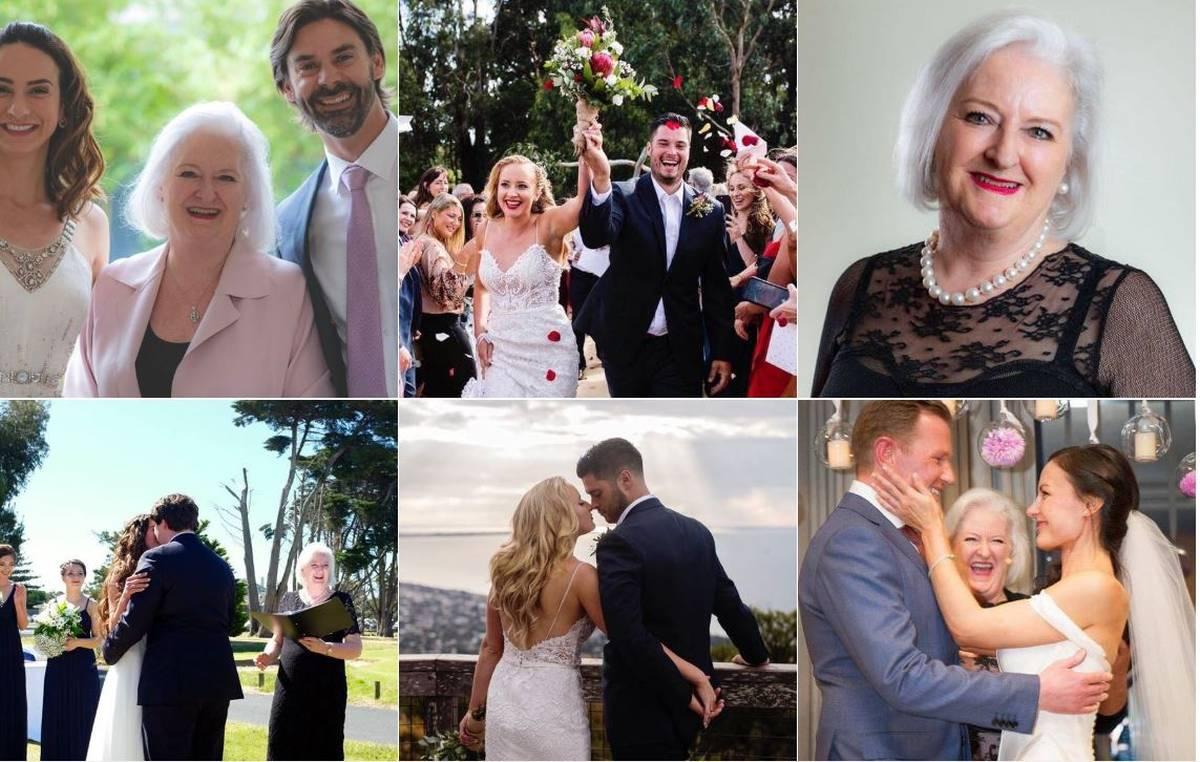 Julie Cooper - Marriage Celebrant Melbourne