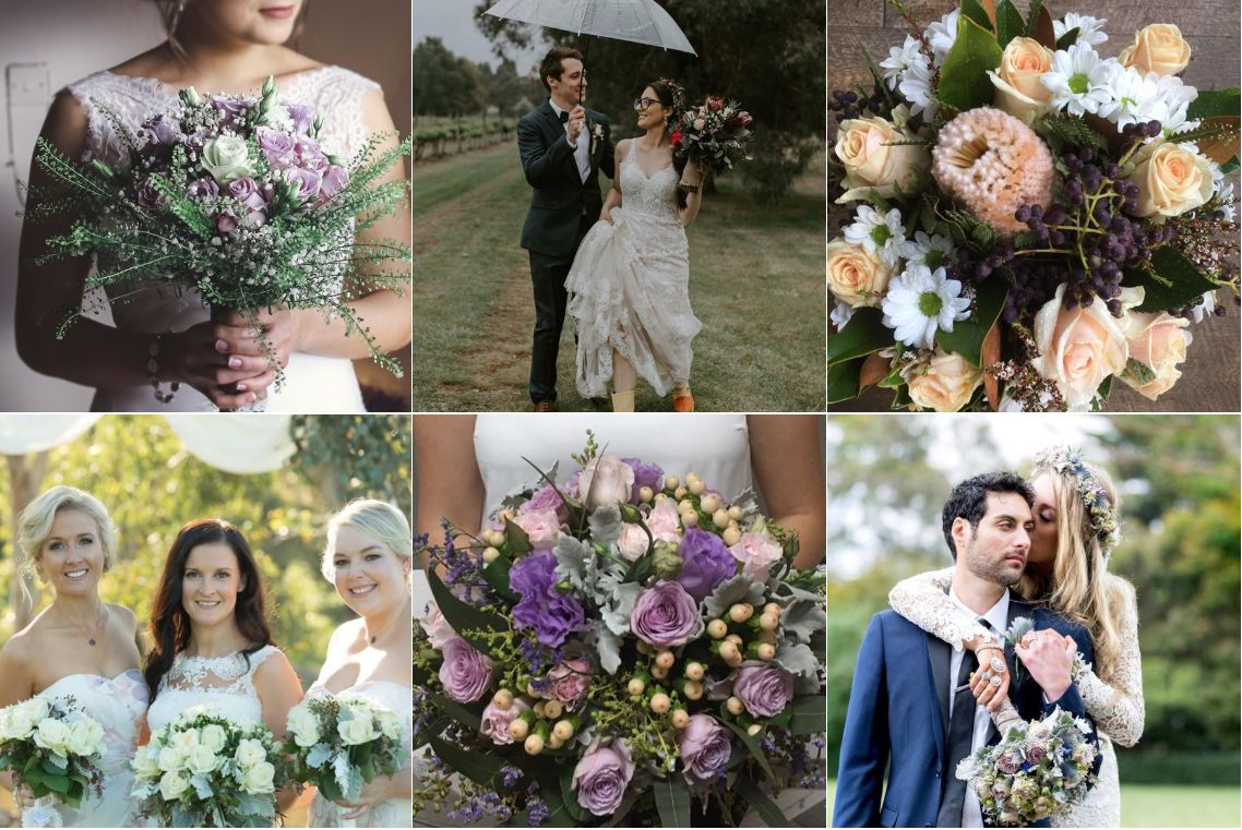Kilmore Florist Marriage Bouquets