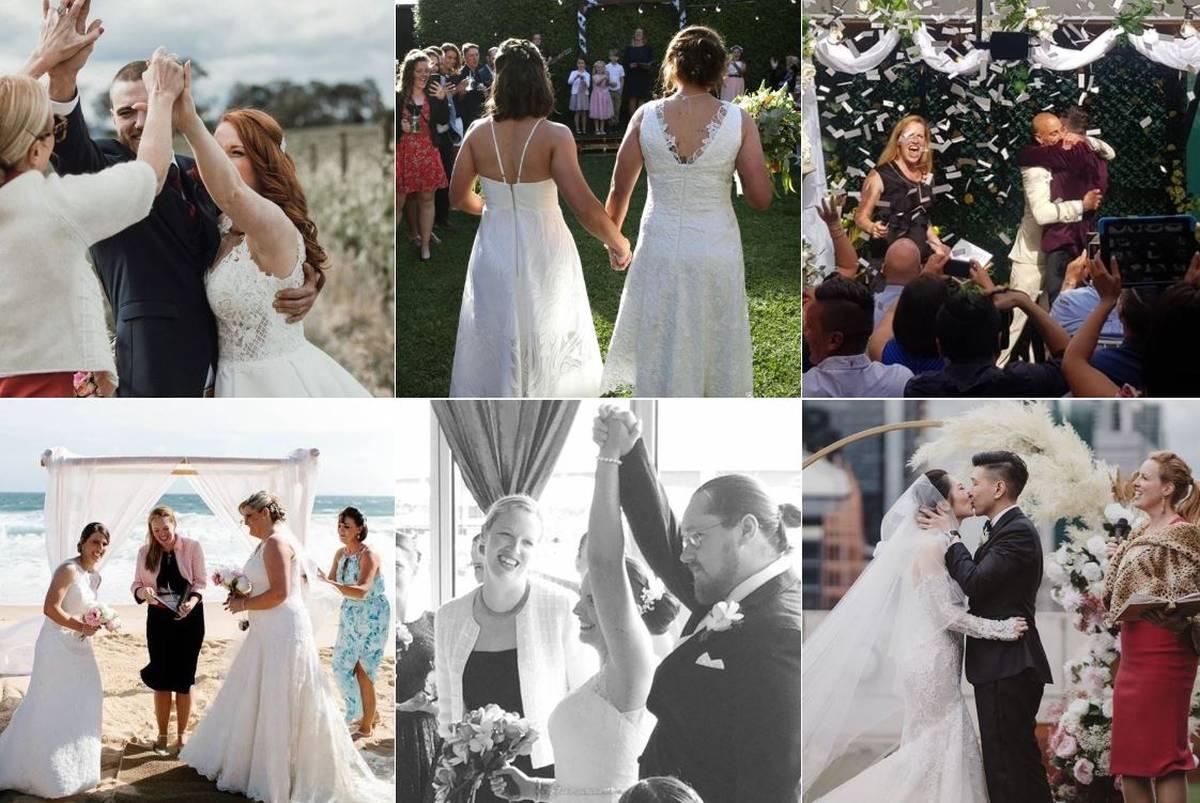Klara McMurray - Funky Wedding Celebrant Melbourne